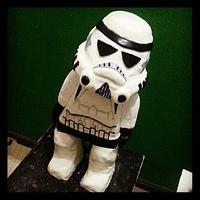 Lego Stormtropper