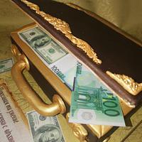 Cake Suitcase