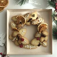 Sweet Christmas Garland
