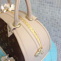 Louis Vuitton Handbag by Over The Top Cakes Designer Bakeshop