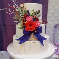 Jewel bright cake