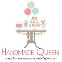 Handmade Queen Cakes & Partyware