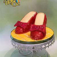 The Ruby Slippers - A tribute to the 75th Anniversary of The Wizard of Oz