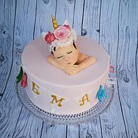 Unicorn Baby Cake <3