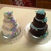 Mini Cakes by Patty Cake's Cakes