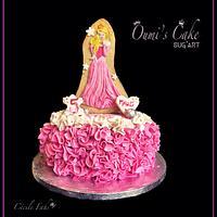 Princesse Aurora Cake