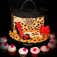 All A Woman Needs ;) by Maria Cazarez Cakes and Sugar Art