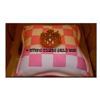 Sweet 16 Pillow Cake
