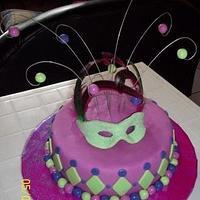 Masquerade 15th birthday