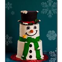 Frosty Cake Style