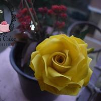 gumpaste flower