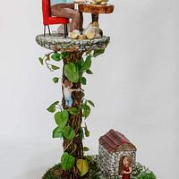 Once Upon Today jack and beanstalk by Sevda Şen