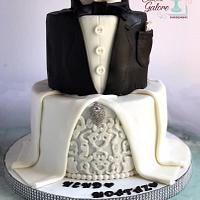 Married cake