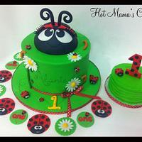 Ladybug First Birthday!