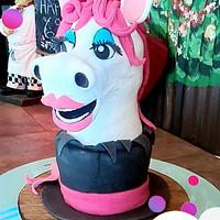 Crazy Hat Party Cake