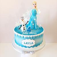 Frozen Cake