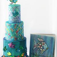 Cuties Children's Book Collaboration: The Rainbow Fish