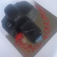 Nikon D3200 :)