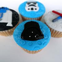 Star Wars Cupcakes by CupcakeCity