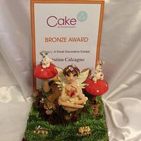 Concurso Cake Internationale