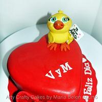 Valentine's Chick
