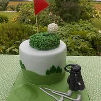 Golf by Orietta Basso