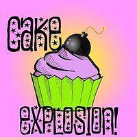 Cake Explosion!