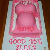 Belly cake (PINK)