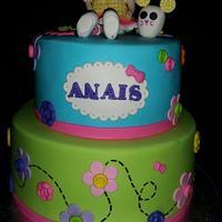 Lalaloopsy cake!!!!!