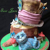 Alice in Wonderland (Tim Burton Stylee)