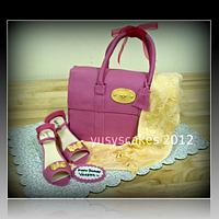 Murberry Bag Cake