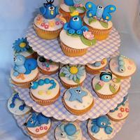 blu little animals