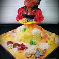The Sugar Pirates Collaboration - Caribbean Pirate