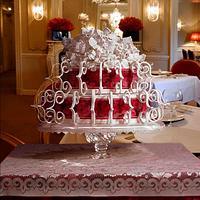 Christmas season cake