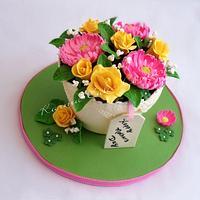 My Mama's Cake by Terri
