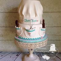 Future chef cake