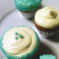 Lee Carlson Center Cupcakes
