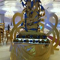 wedding cake By Opera Paris Kuwait