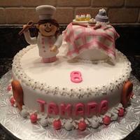 Little Baker by Pattie Shanahan