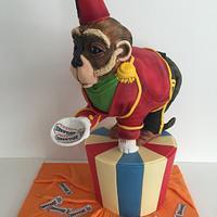 Timothy Monkey