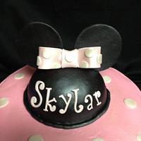 For a special girl...Happy Birthday, Skylar!