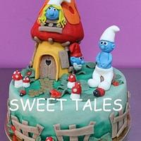 The Smurfs by SweetTales