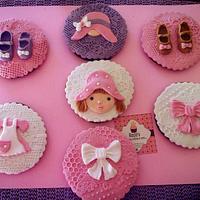 Sarah Kay cookies