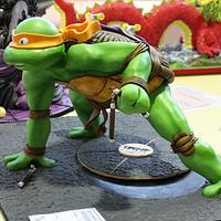 3D Ninja Turtle