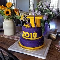 Graduation cake 2018