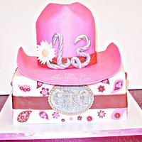 Cowgirl Birthday!