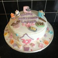 Bakers Birthday Cake