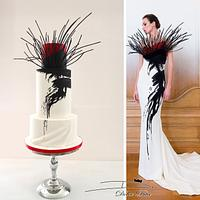 Couture Cakers International 2018: 'Branches'