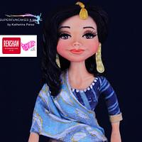My doll bride - Spectacular Pakistan Collaboration