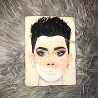 James Charles Cookie